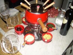 fondue burguignon